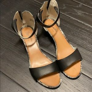Seychelles wedge sandals size 8.5 new never worn
